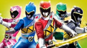 Phim Power Rangers Dino Charge