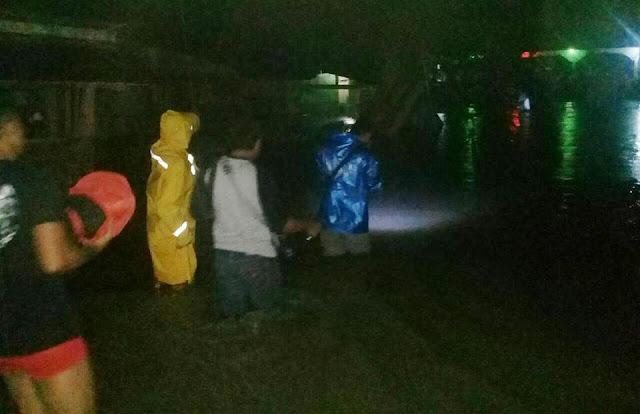 Hujan Deras di Palopo, Ratusan Rumah Warga dan Kantor Lurah Pentojangan Terendam