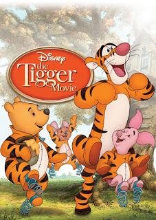 The Tigger Movie (2000) เรื่องนี้เจ้าเสือน้อยทิกเกอร์มาโดด ดึ๋งๆ เป็นมิตรภาพระหว่างเพื่อนๆ