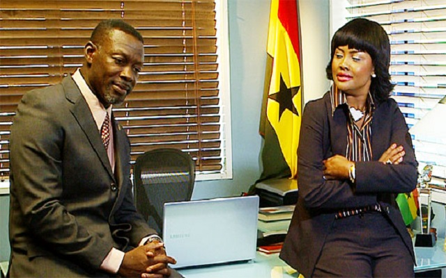 Former President Kufuor's son ventures into acting