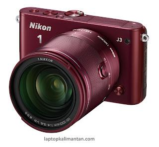 Jual Mirrorless Nikon 1 J3 Second