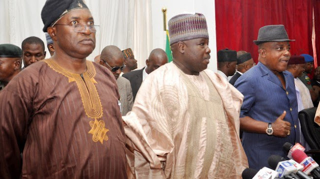 Crisis rocks PDP as elders 'kick out' Sheriff