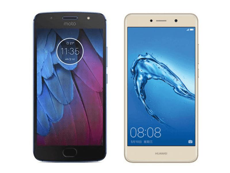 Motorola Moto G5S Vs Huawei Y7 Prime Specs Comparison