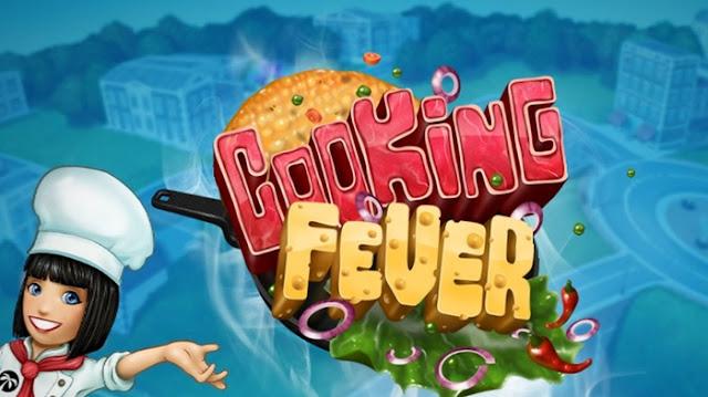 تحميل لعبة Cooking Fever v2.1.2 مهكرة للاندرويد (اخر اصدار)