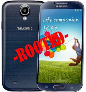 روت I9506XXUDOC5 لهاتف Galaxy S4 LTE-A GT-I9506 لاندرويد 5.0.1 لولى بوب مع شرح التركيب CF-Auto-Root