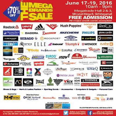 Mega Brands Sale Event 2016, MCT Events Management