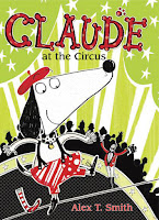 Claude at the Circus by Alex Smith