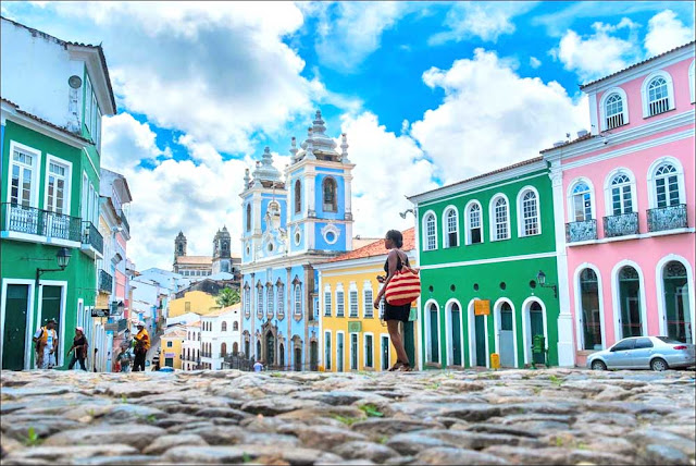 Salvador de Bahía - Pelourinho