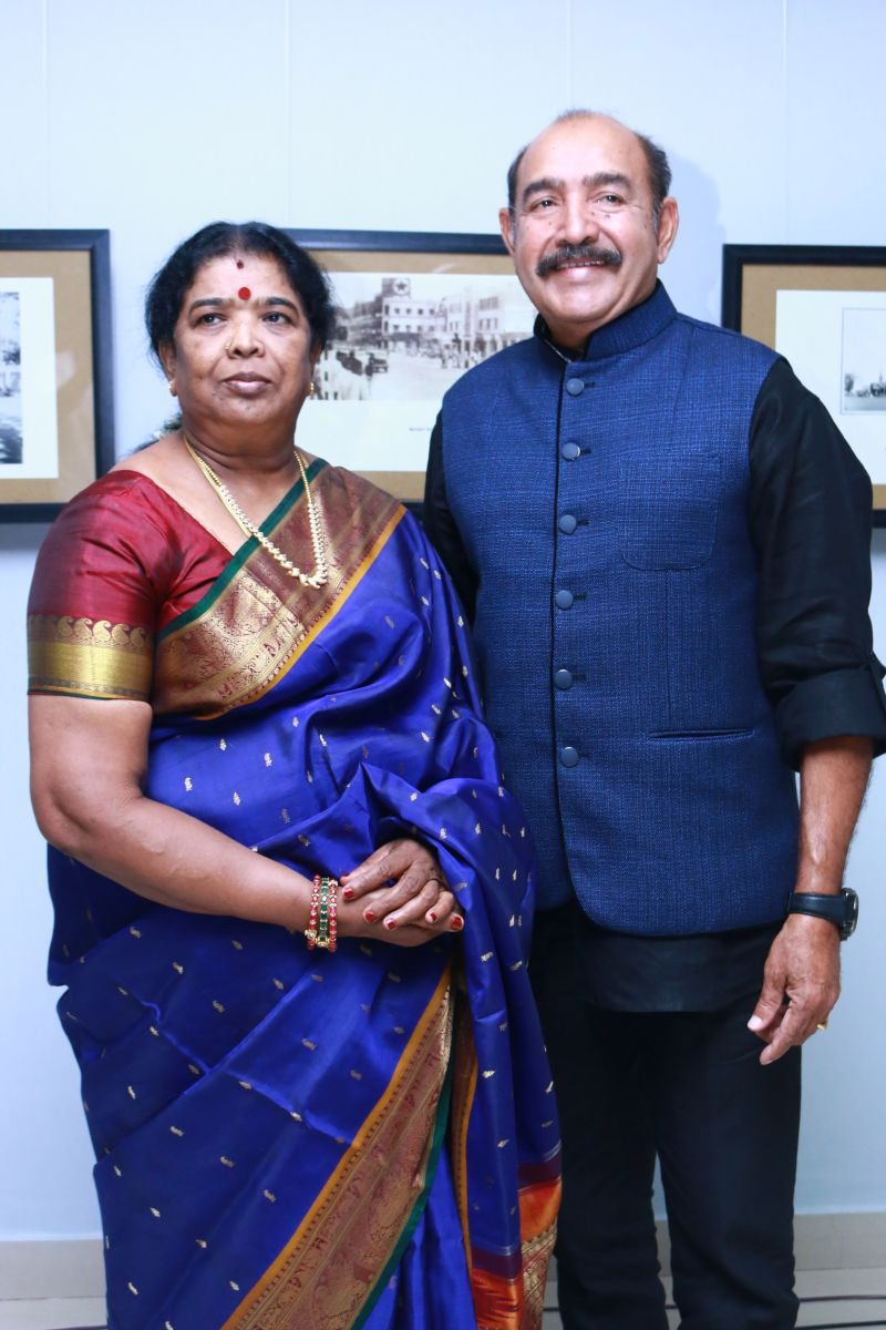 Actor Arun Vijay's ICE - In Cinemas Entertainment Production Launch