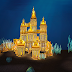 Ariel Underwater Castle