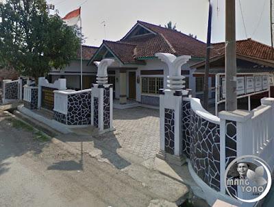 Kantor Desa Kediri, Kecamatan Binong