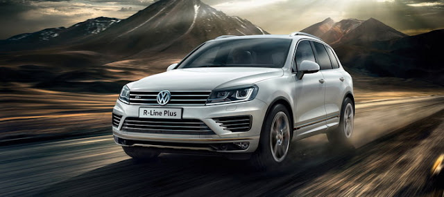 Volkswagen R Line Enjoy an exciting internal and external changes