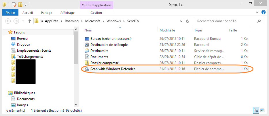 Informatique beaujolaise windows 8 comment executer for Supprimer les vers