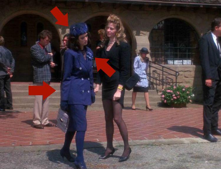 A Vintage Nerd, Pop Culture, 1988 Heathers Fashion, Heathers Vintage Clothing, Vintage Fashion in Modern Movies
