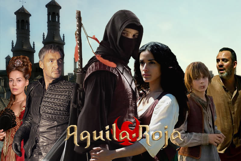 Águila Roja 3×7 Temporada 3 Capitulo 7 Online Español