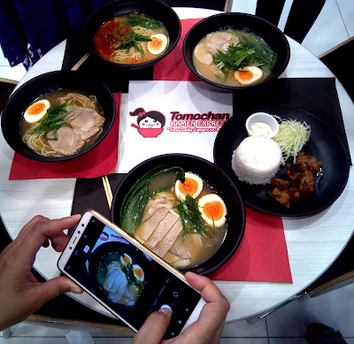 Tomochan Ramen Express Exclusive!