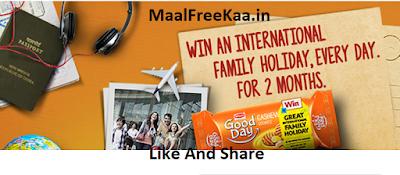 Free International Trip
