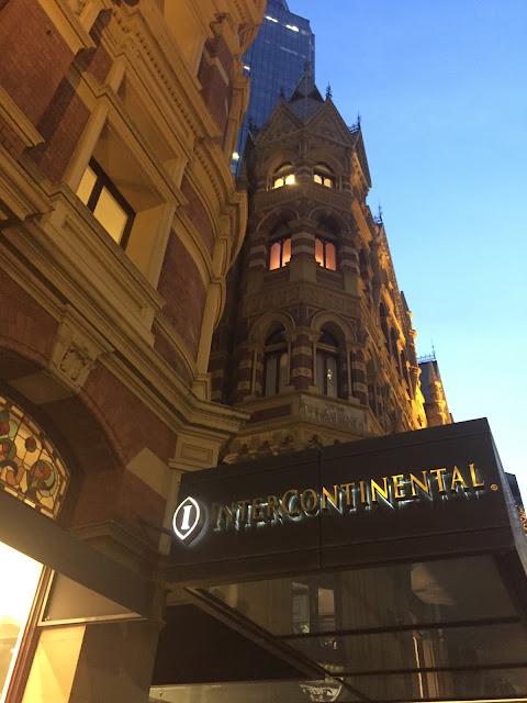 Melbourne - Hotel Inter-continental the Rialto