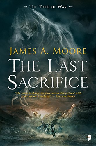The Last Sacrifice (The Tides of War Book 1)