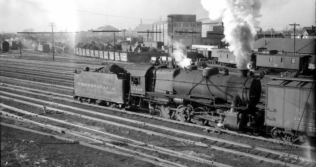 Industrial History Retail Coal Bunkers