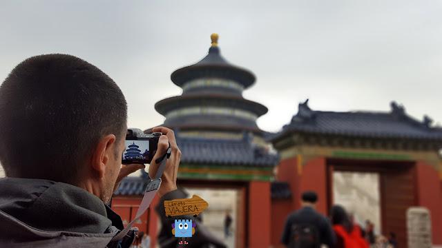 Templo del Cielo - Pekín