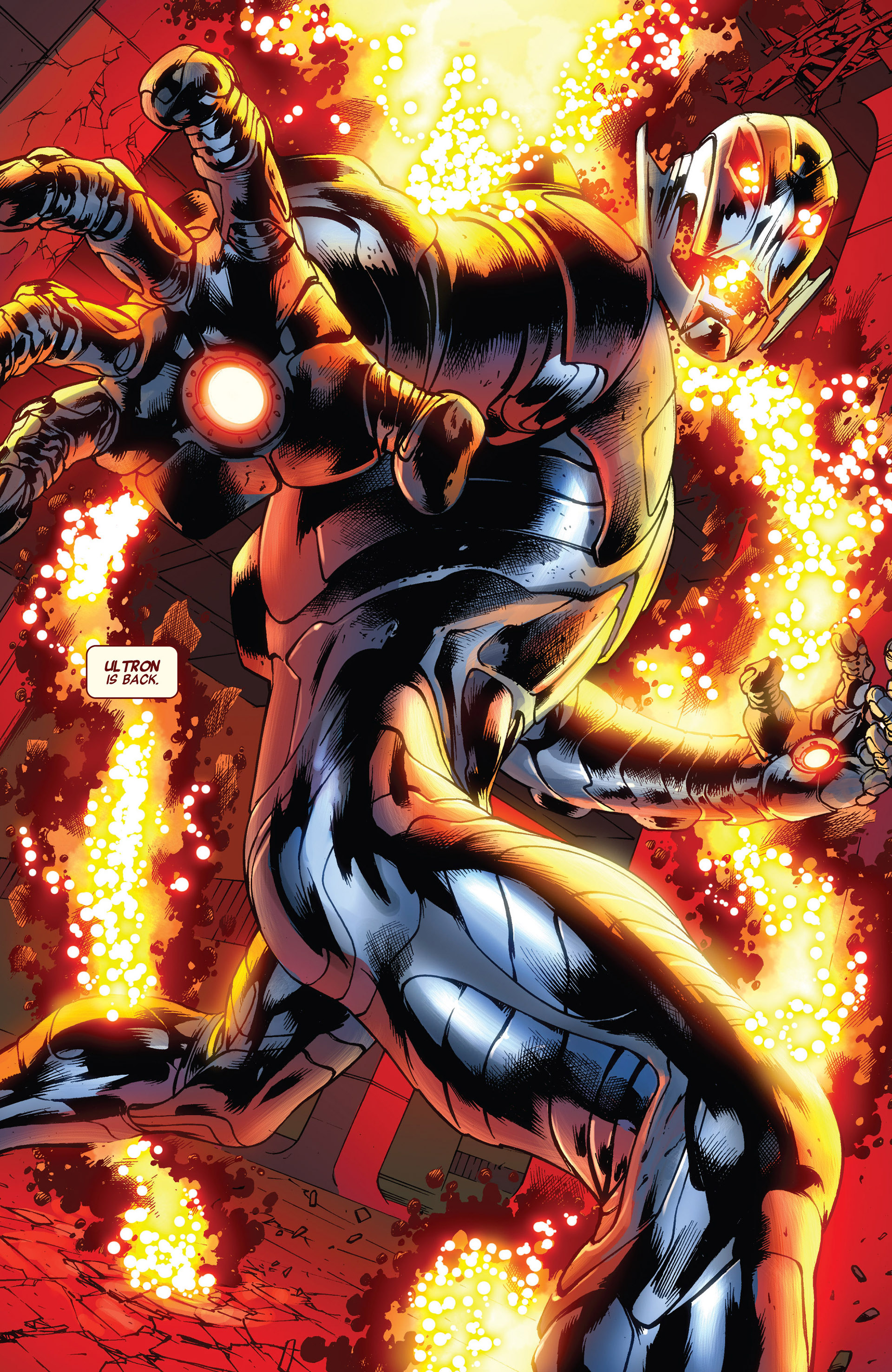 Read online Age of Ultron comic -  Issue #10 - 10