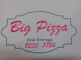 Fone 81 8235-7724 e peça a sua Pizza Org:  Geazir e Rose