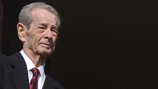 Romania's ex-king Michael I dies at 96