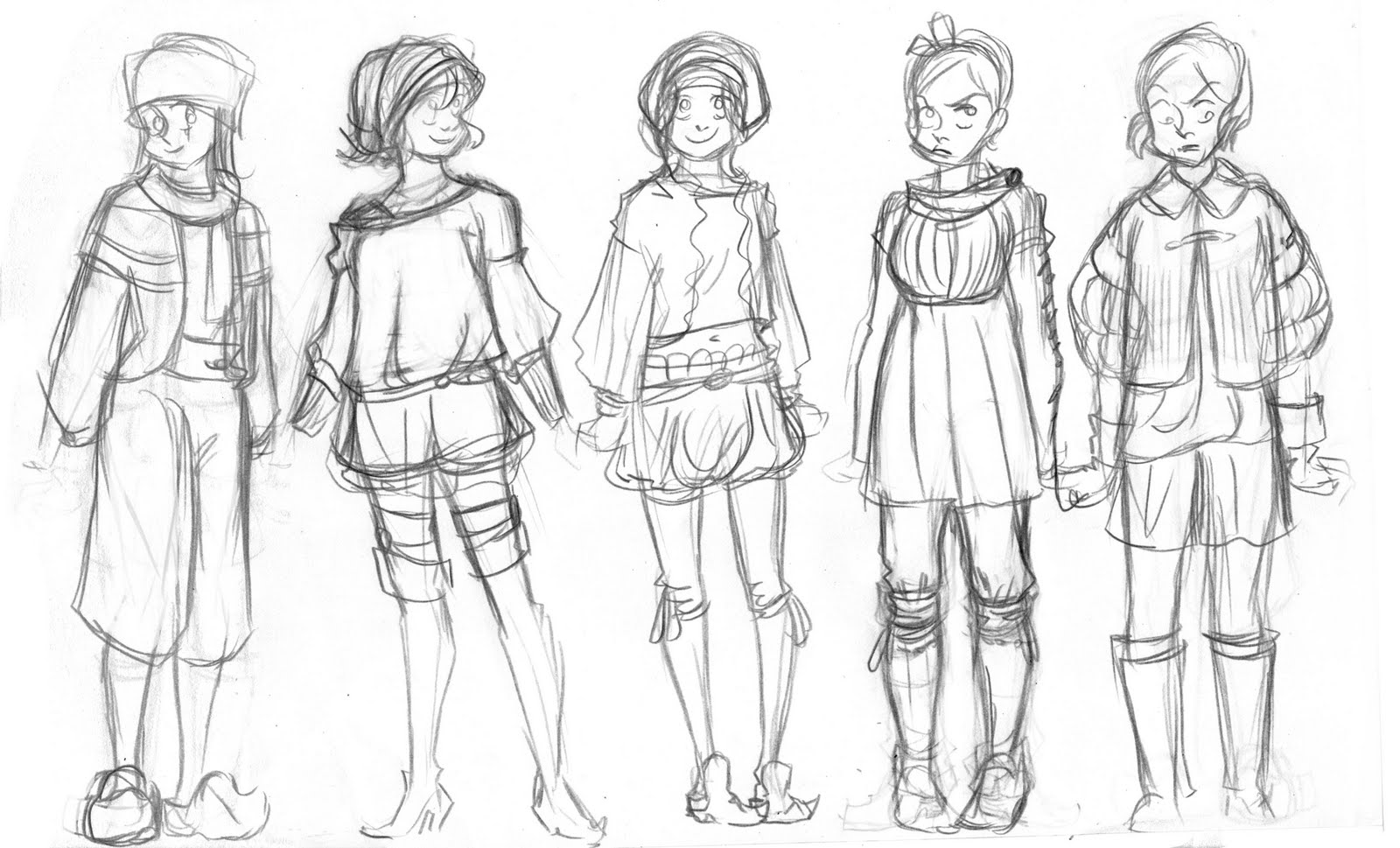 Manga Tomboy Outfits Since we are already voting