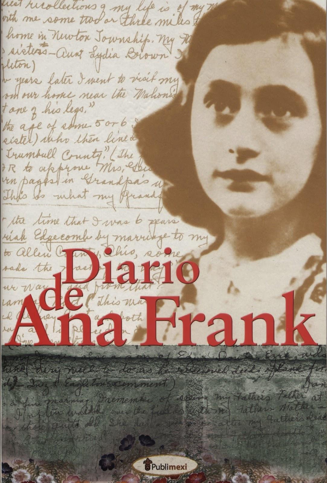Escrito en tinta: El Diario de Ana Frank