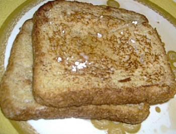 Maple-Glazed French Toast