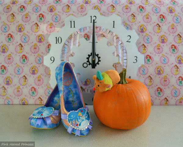 irregular choice cinderella faith in dreams shoes