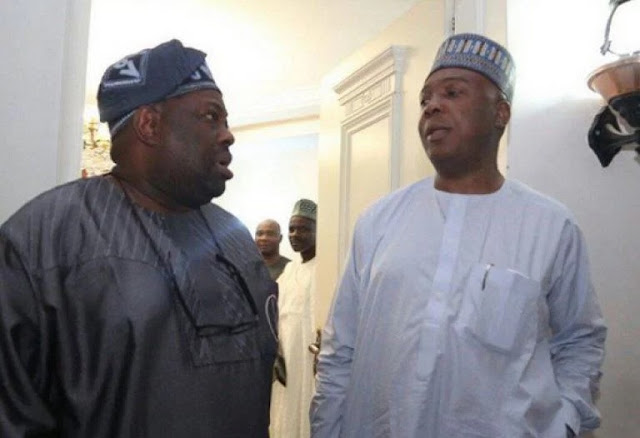 TINUBU IS AFTER ME BECAUSE I DID NOT SUPPORT HIM TO BE THE VICE PRESIDENT OF NIGERIA – SARAKI FINALLY OPENS UP