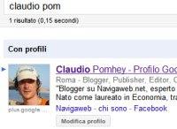 profilo Google di Pomhey