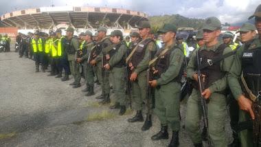 Más de 5.000 efectivos custodiarán calles de Mérida en la temporada navideña