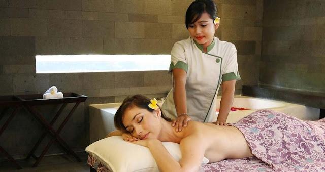 Body Scrub, Lulur dan Spa Di Bali