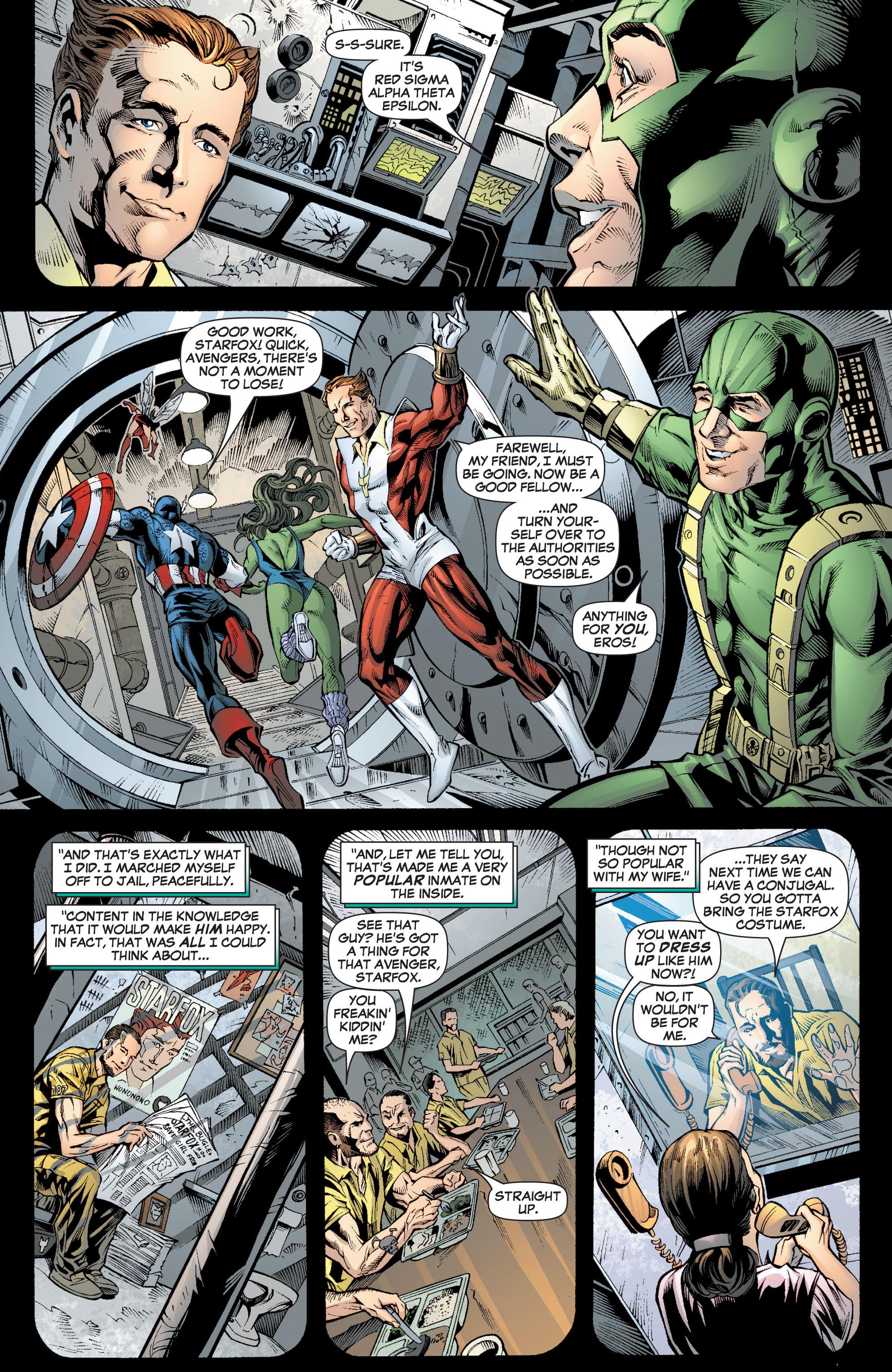 Read online She-Hulk (2005) comic -  Issue #7 - 9
