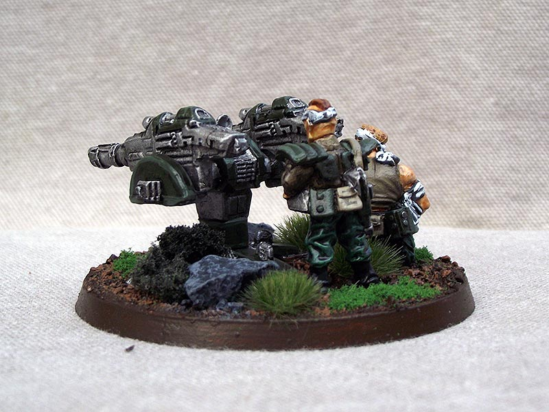 The Analogue Hobbies Painting Challenge: From Millsy - 28mm