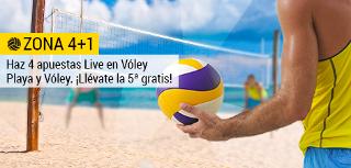 bwin promocion Vóley Playa y Vóley 2-6 agosto