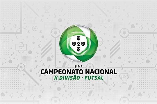 O calendário de jogos do Campeonato Nacional da Segunda Divisão de Futsal  foi sorteado esta segunda-feira na Cidade do Futebol. 050b72d4fabb4
