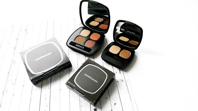 Why Does No One Talk About Bareminerals Eyeshadows, Bareminerals Eyeshadows Review