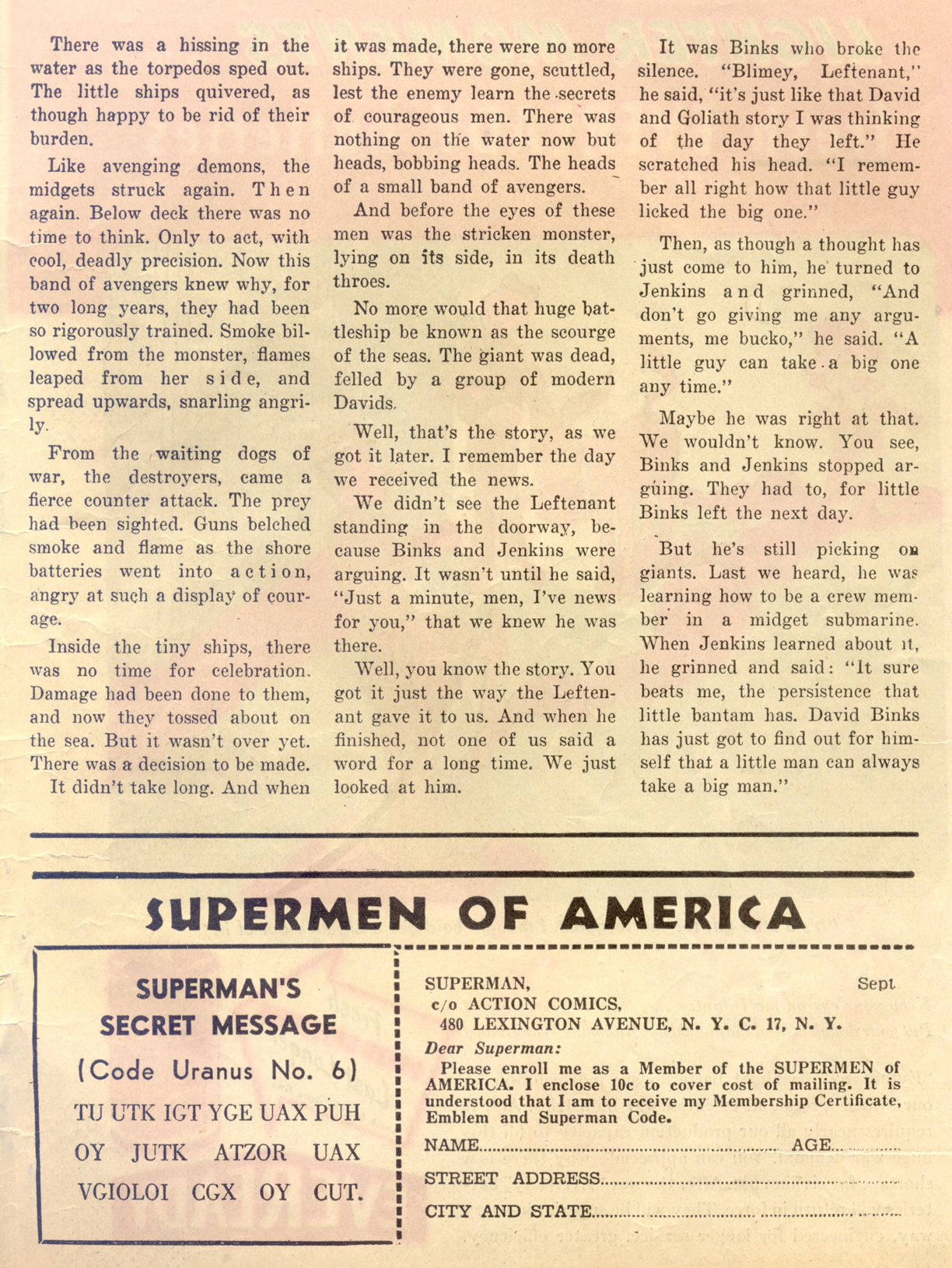 Read online Action Comics (1938) comic -  Issue #88 - 51