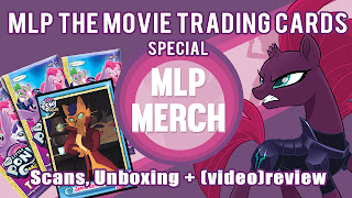 MLP the Movie Booster Box Review + Scans Now In Database