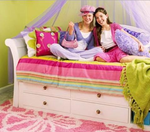 Decorar Habitaciones Dormitorios Juveniles Femeninos - Decoracion-dormitorios-juveniles-femeninos