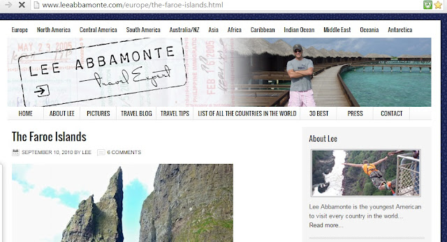 Interesting links of the week lee abbamonte faroe islands