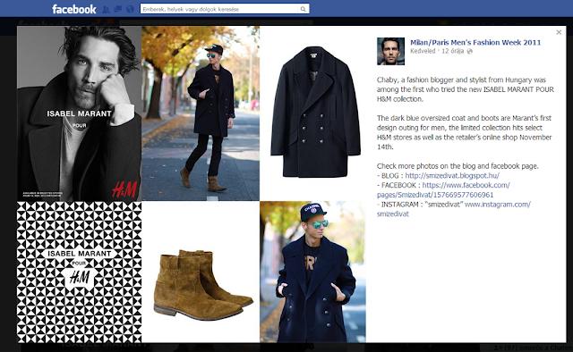 40bb5402f Fashion Blog - férfi: október 2013
