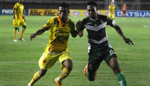Mitra Kukar vs Sriwijaya FC