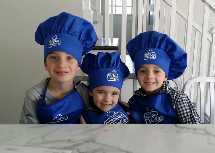 Cuisinons En Famille Une Recette Nana Toulouse