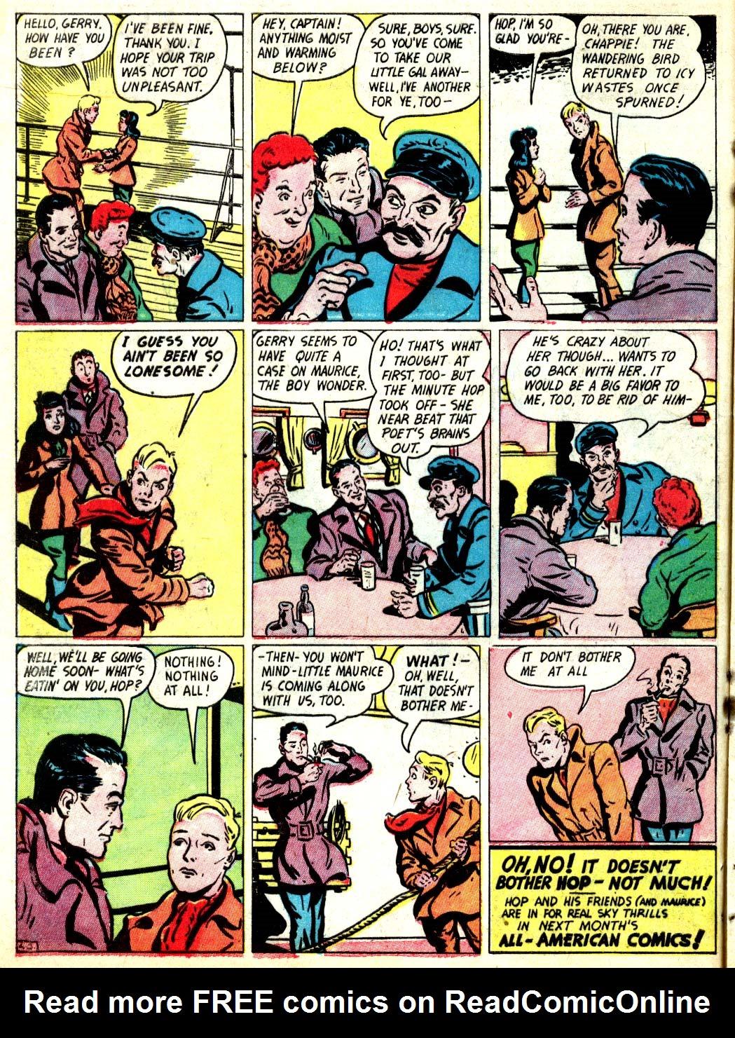 Read online All-American Comics (1939) comic -  Issue #10 - 28