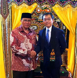 Walikota Ochi Jepang Kunjungi Aceh Tengah